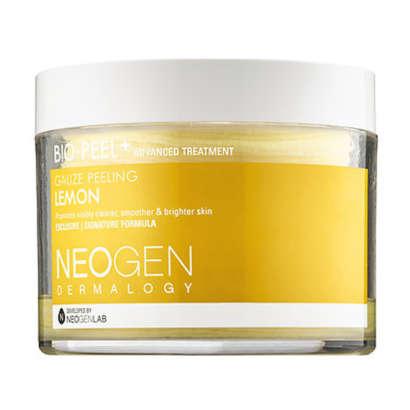 Neogen Deramalogy Bio-Peel Gauze Peeling - Lemon