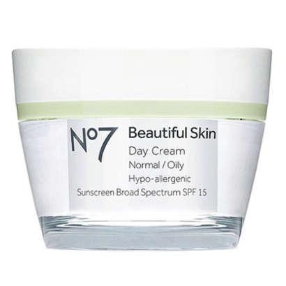 No. 7 Beautiful Skin Day Cream - Normal/Oily