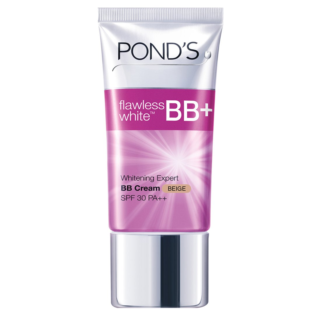 Beauty Story Cc Cream Real Complexion: Buy Ponds Flawless White BB Cream 25G