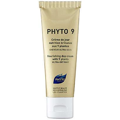 Phyto 9 Ultra-Dry Hair Nourishing Day Cream With 9 Plants 50ml