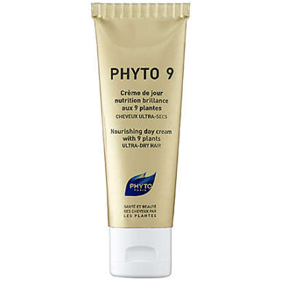 Phyto 9 Ultra-Dry Hair Nourishing Day Cream With 9 Plants 50ml