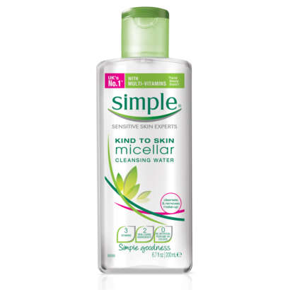 Simple Micellar Water 200mL