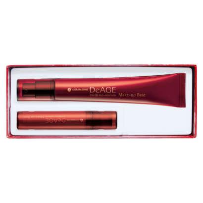 Charmzone DeAGE Red-Addition Make-up Base Set 40ml