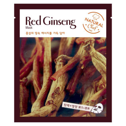 Charmzone Natural Chef Red Ginseng Mask 25ml