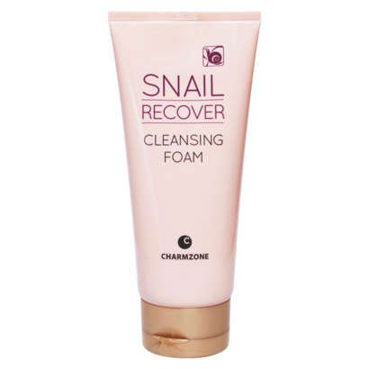 Charmzone Snail Wrinkle Recover Cleansing Foam