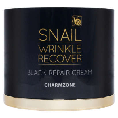 Charmzone Snail Wrinkle Recover Black Repair Cream 50ml