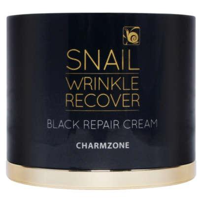 Charmzone Snail Wrinkle Recover Black Repair Cream 50ml