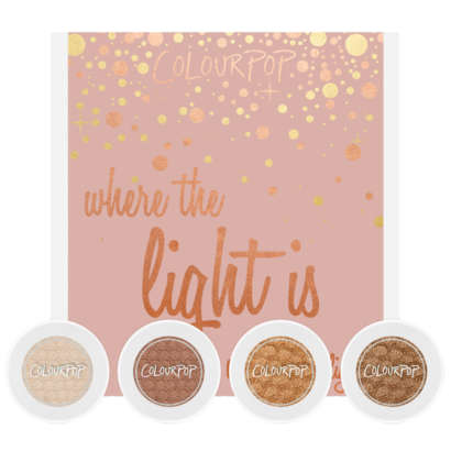 Colourpop Where The Light Is