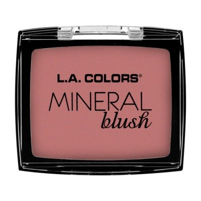 L.A. Colors Mineral Blush - After Glow