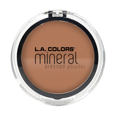 L.A. Colors Mineral Pressed Powder - Classic Tan