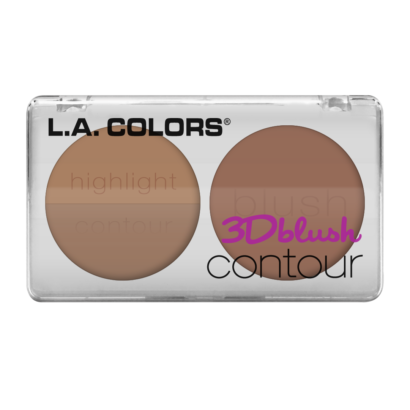 L.A. Colors 3D Blush Contour - Crush