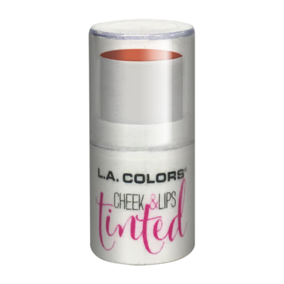 L.A. Colors Tinted Cheek & Lips - Peachy
