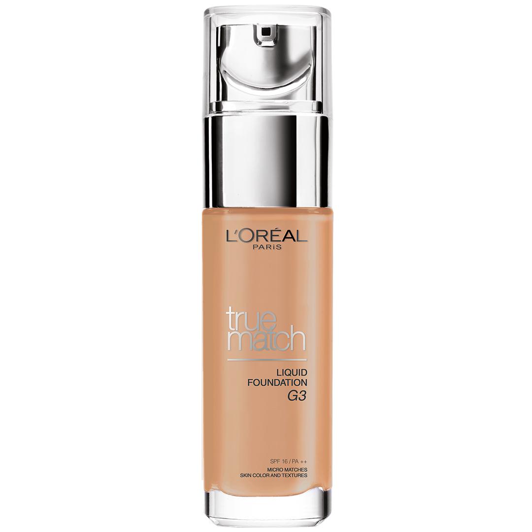 Beauty Story Cc Cream Real Complexion: Buy L'Oreal Paris True Match Liquid Foundation