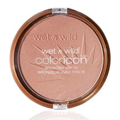 Wet N Wild Color Icon Bronzer SPF 15 - Bikini Contest