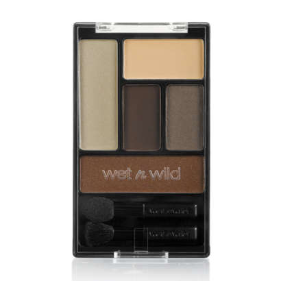 Wet N Wild Color Icon Eye Shadow Palette - The Naked Truth