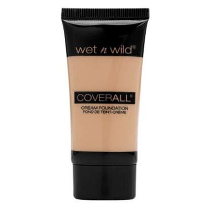 Wet N Wild CoverAll Cream Foundation - Medium/Tan