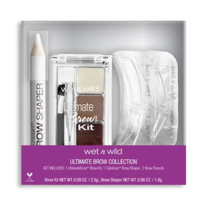 Wet N Wild Holiday Eyebrow Kit