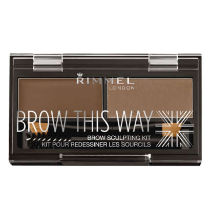 Rimmel Brow This Way Sculpting Kit - Medium Brown