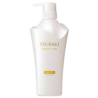 Shiseido Tsubaki Damage Care Shampoo 500ml