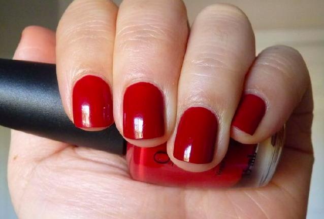 Finding The Perfect Red Nail Polish Calyxta By Cat Juan Ledesma