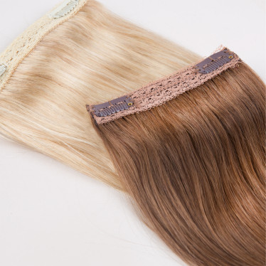 Hair extensions 101 calyxta by yasha barretto there are main three types of hair extensions clip ins tape ins and keratin bonded clip ins as the name implies are strands of hair you simply clip on pmusecretfo Images