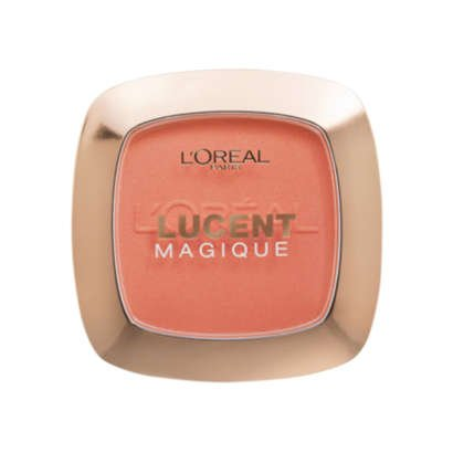 L'Oreal Paris Lucent Mono Blush - Earthy Coral