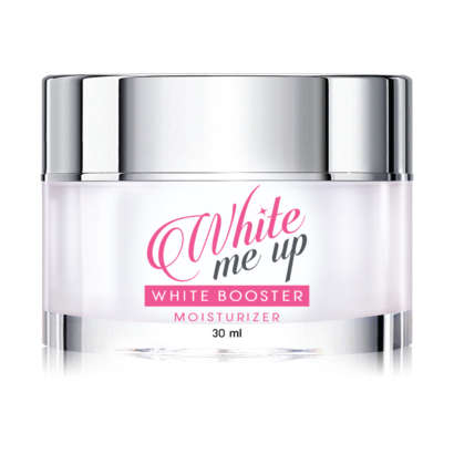 Malissa Kiss White Me Up White Booster