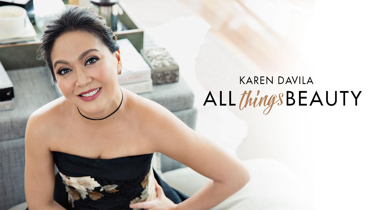 Karen Davila All Things Beauty Calyxta
