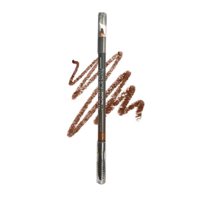 Maybelline Fashion Brow 3D Creamy Pencil with Brush - Light Brown