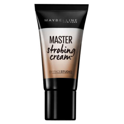 Maybelline Face Studio V-Face Strobing Cream - Nude