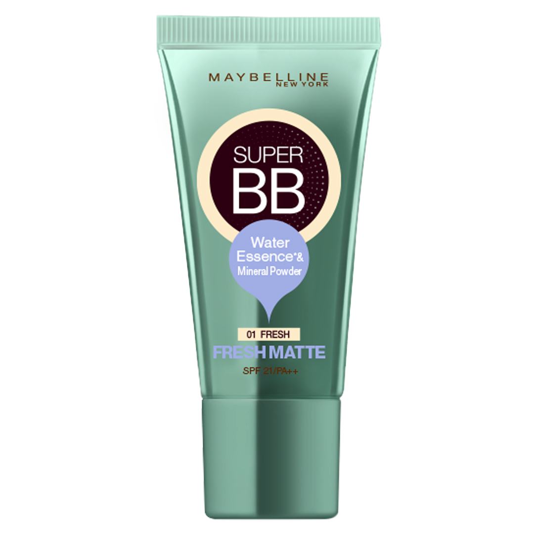 Beauty Story Cc Cream Real Complexion: Buy Maybelline Super BB Fresh Matte Cream