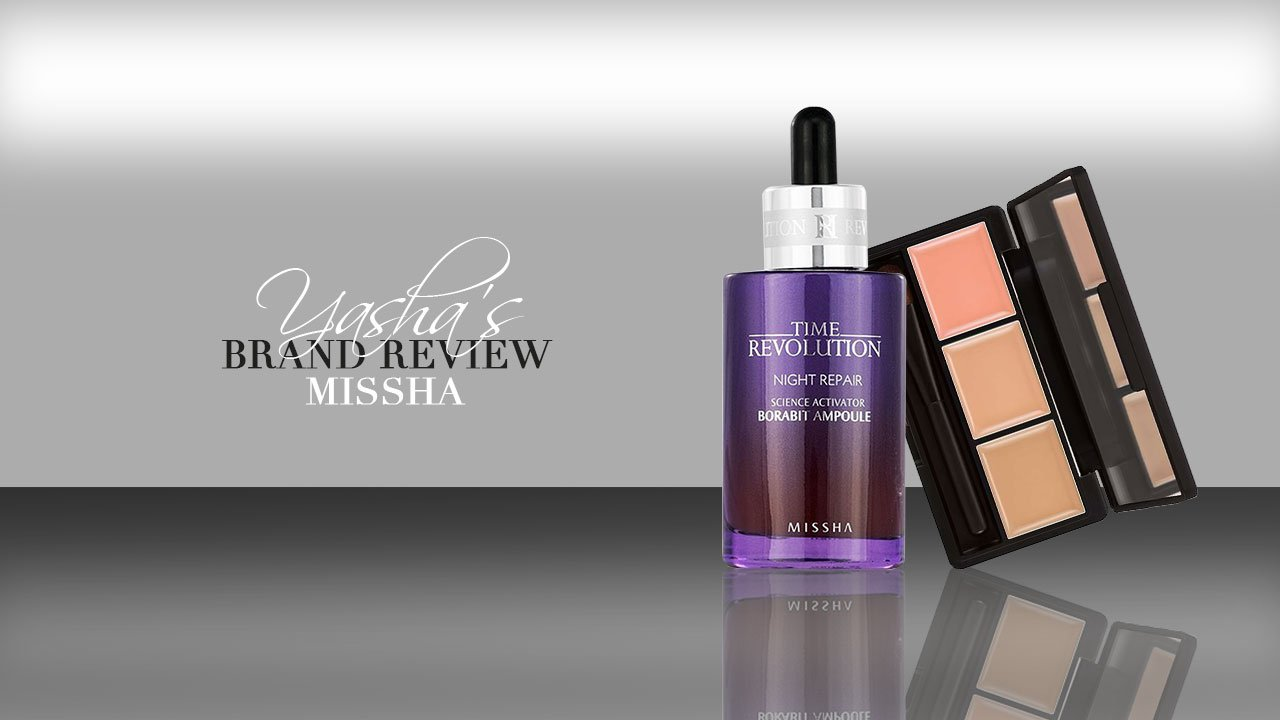 Missha Brand Review I By: Yasha Barretto I Calyxta