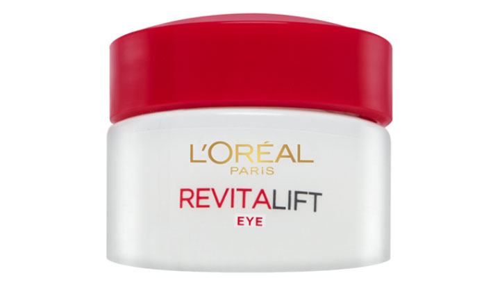 How to use the REVITALIFT DERMALIFT EYE CREAM: Wait for the skin to absorb the serum and the day cream. Using your clean ring finger, gently dab small ...