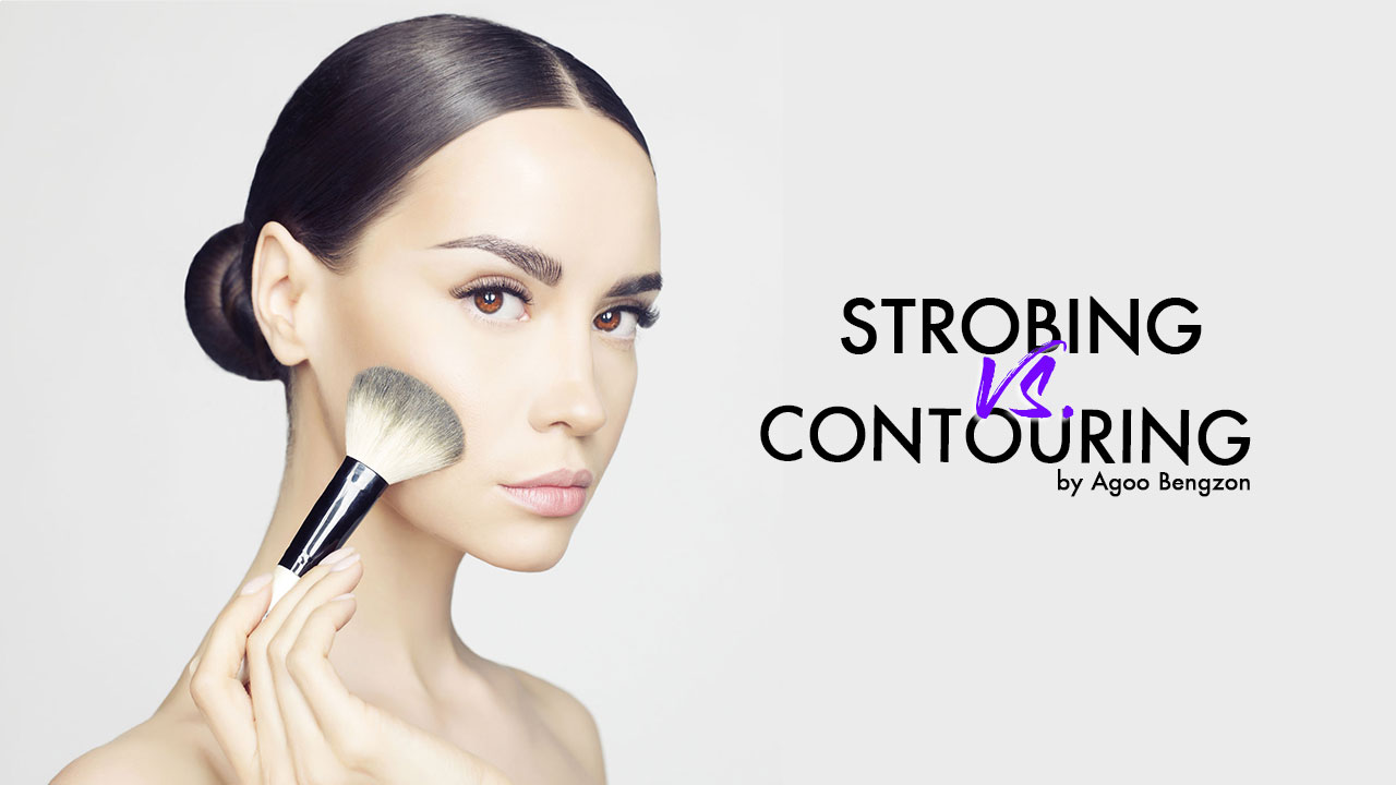 Strobing Vs Contouring The Real Difference Between Highlighting Maybelline V Face Duo Powder And Bronzing