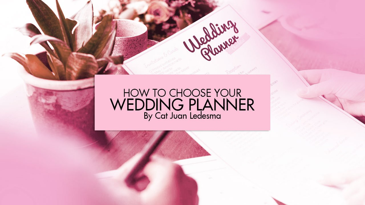 How to choose your wedding planner calyxta youve just gotten engaged and now its time to start planning your magical wedding since this is a totally new chapter in your life and it can get junglespirit Image collections