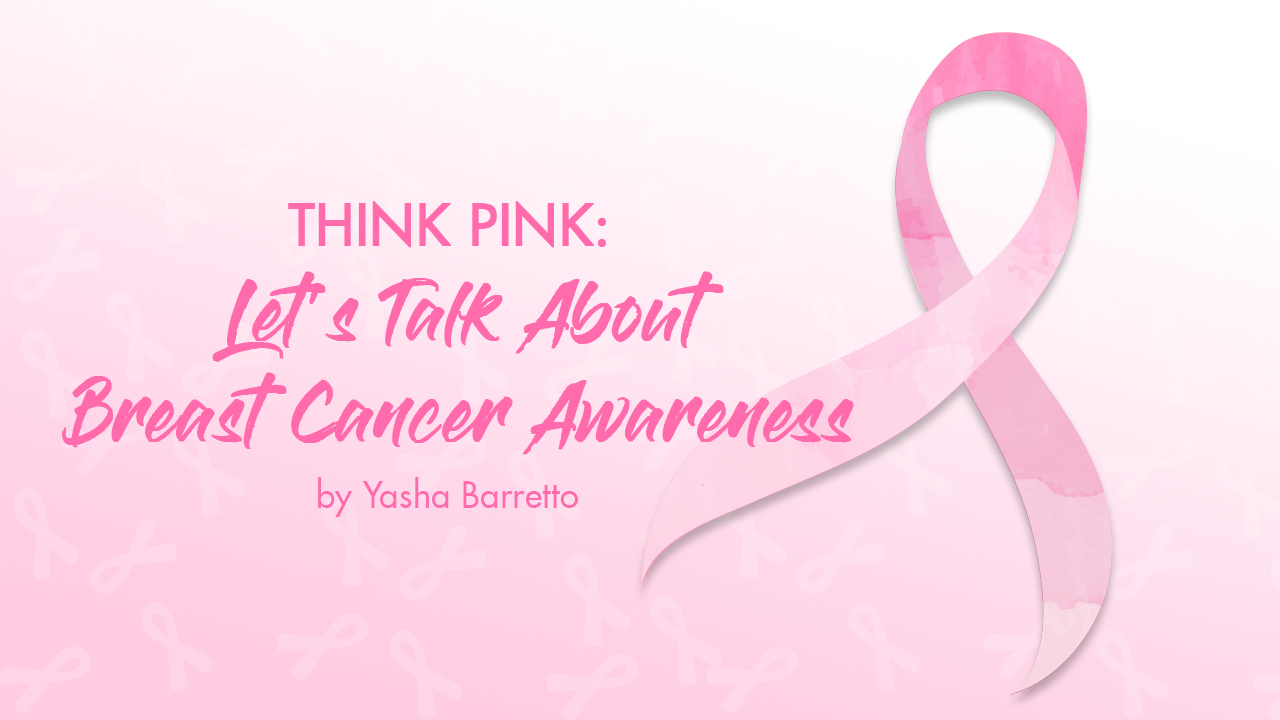 Think Pink Let S Talk About Breast Cancer Awareness Calyxta