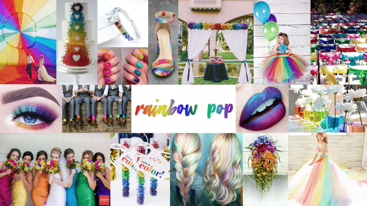 Rainbow Pop Calyxta