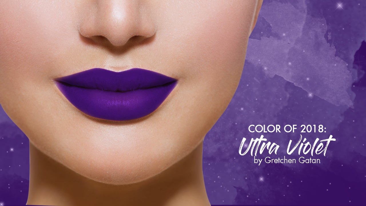Color of the Year 2018: Ultra Violet - Calyxta