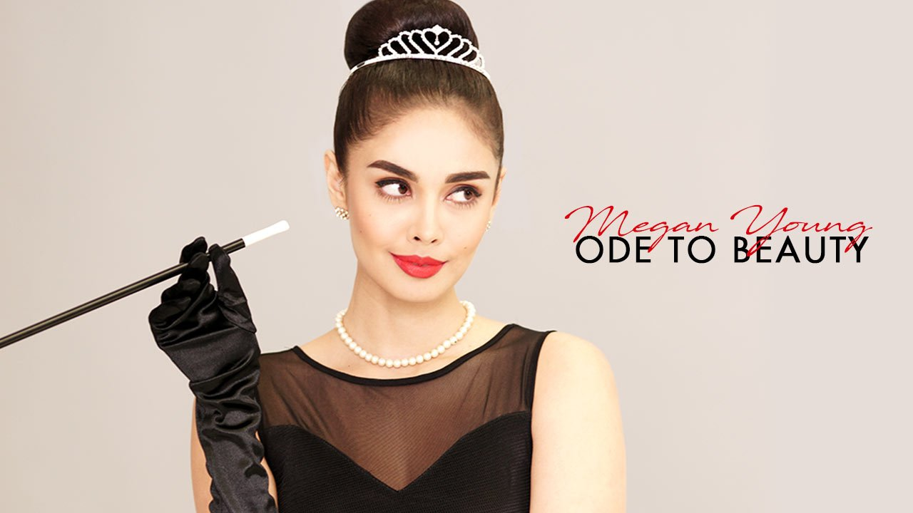 Megan Young: Ode to Beauty