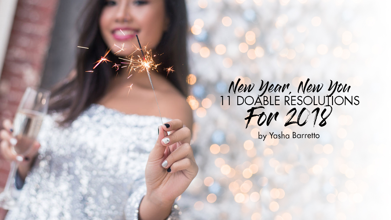 New Year, New You: 11 Doable Resolutions