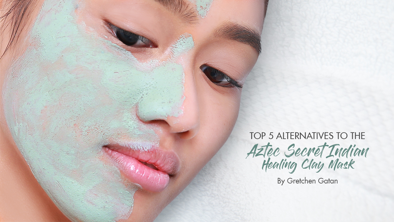 top 5 alternatives to the aztec secret indian healing clay mask