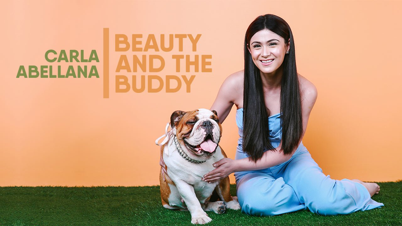 Carla Abellana: Beauty and the Buddy