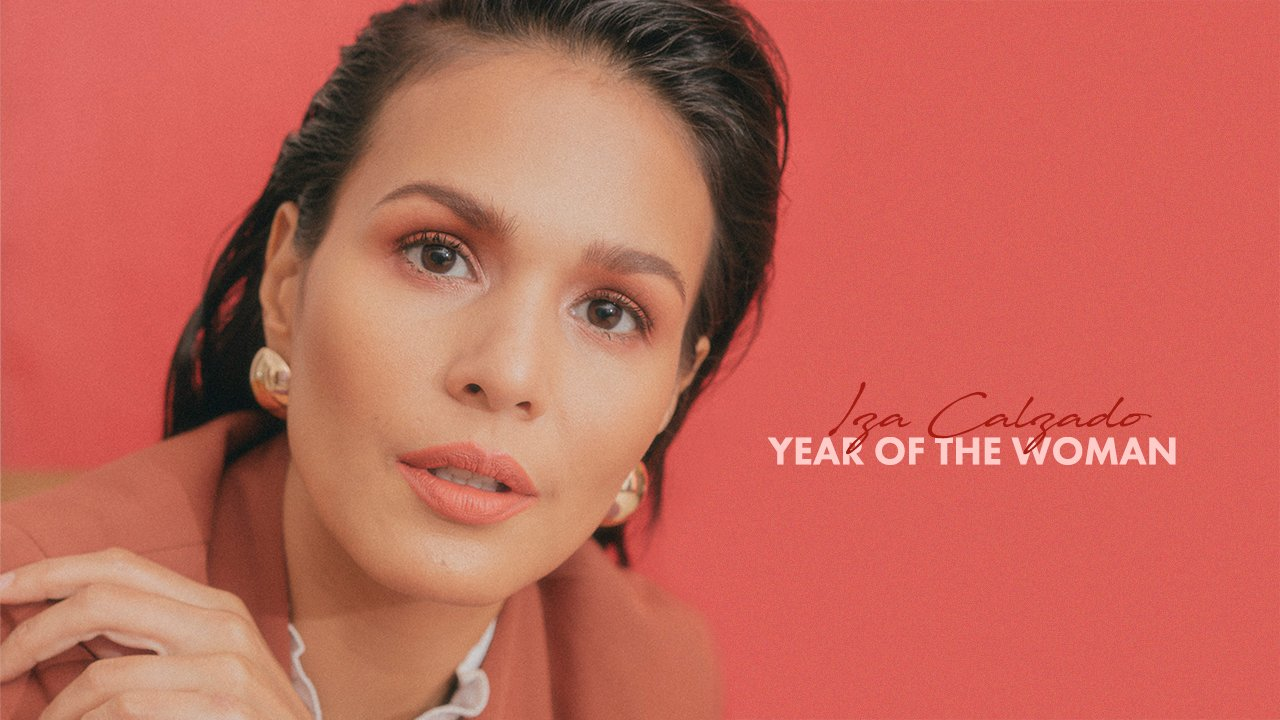 Iza Calzado: Year of the Woman