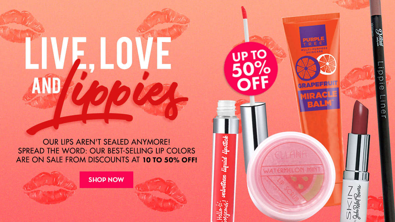 Live, Love and Lippies