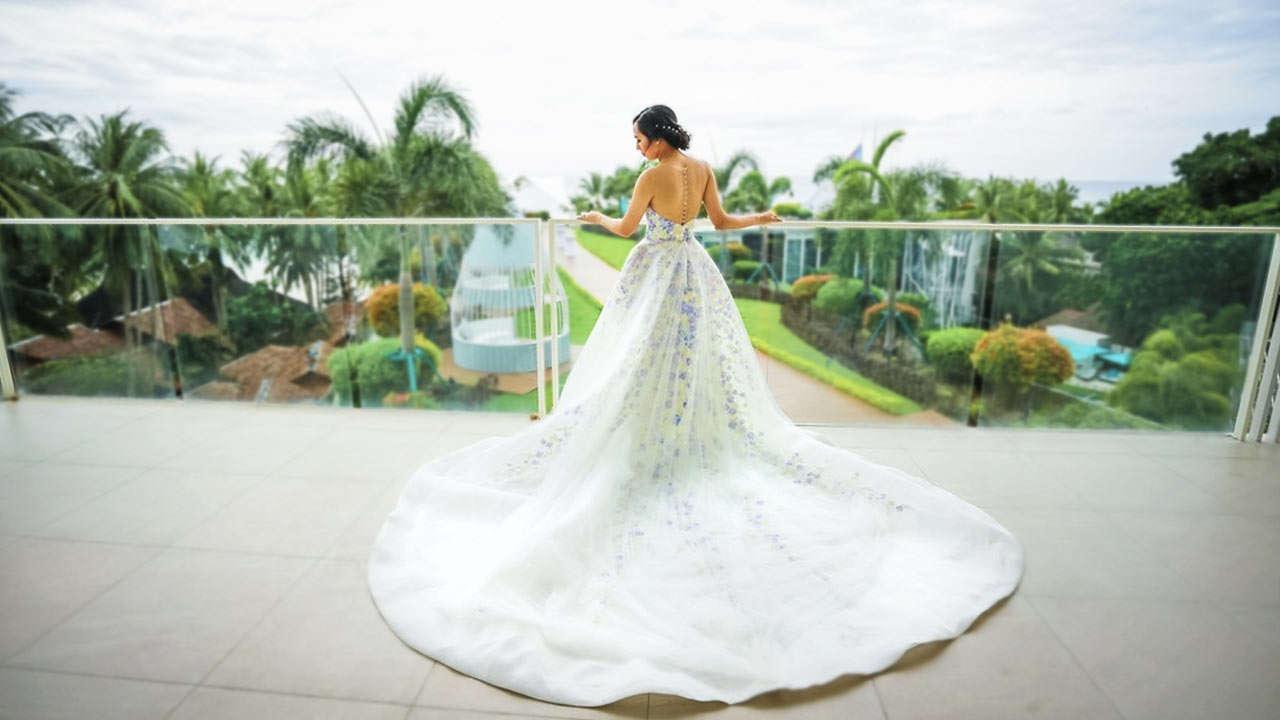 Calyxta Real Bride: Marielle Maglaya