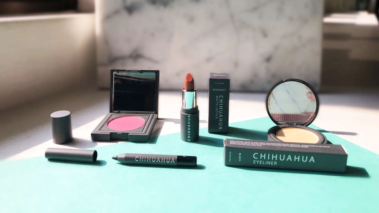 Chihuahua Cosmetics is Now on Calyxta
