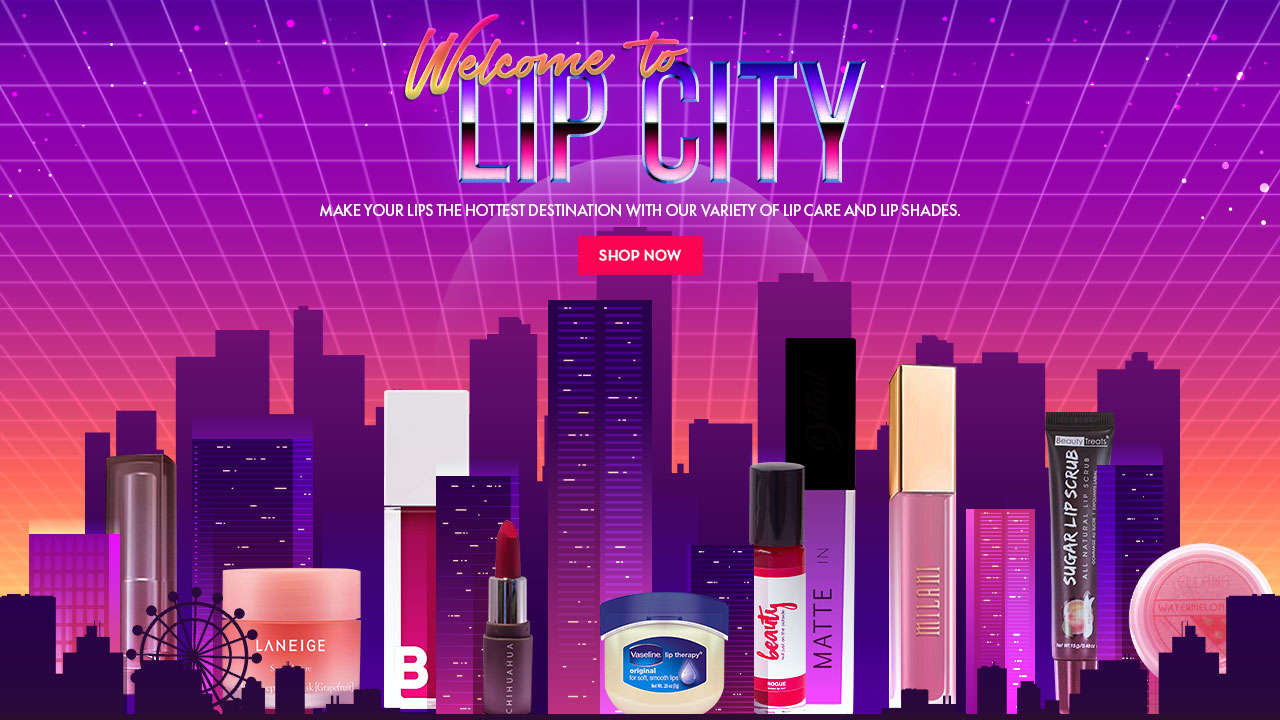 All  Lips  Sale 2019