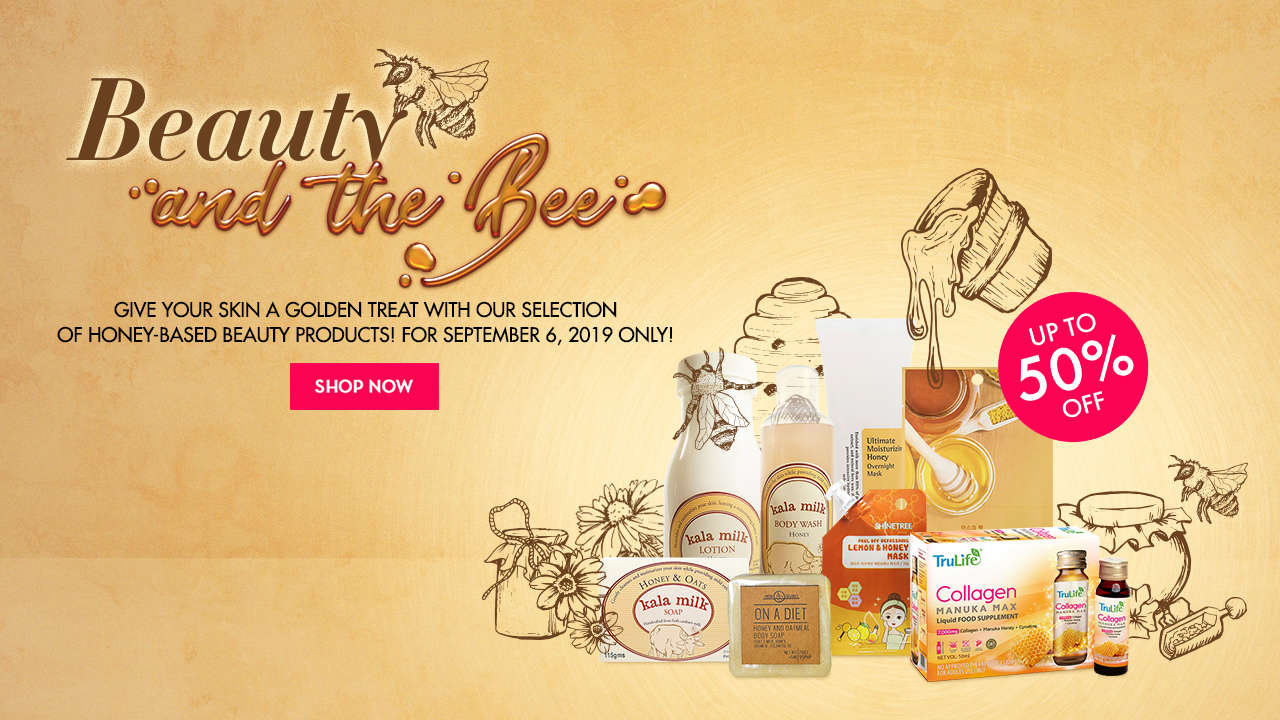 All Honey Products Promo