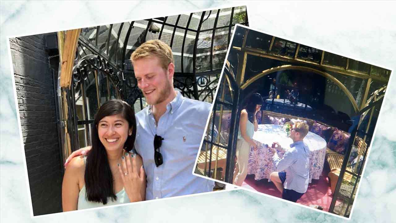Engagement Stories: Brage Stuve and Ina Yulo