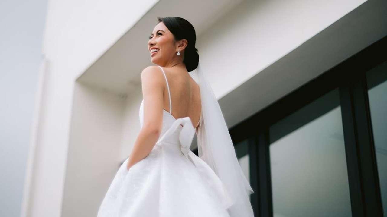 Calyxta Real Bride: Gretchen Gatan-Fragada